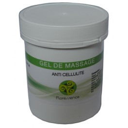 Gel de massage anti-cellulite