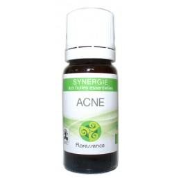 Synergie d'huiles essentielles Peau nette (Acné)