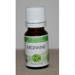 Synergie Tête en paix (Migraine) 10ml