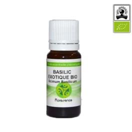 Basilic exotique bio 10ml